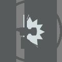Impact resistant icon